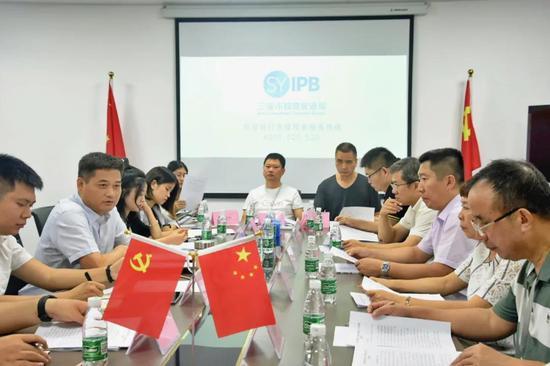 全球媒眼看三亚,华文媒体组团观摩三亚国际化招商引资工作