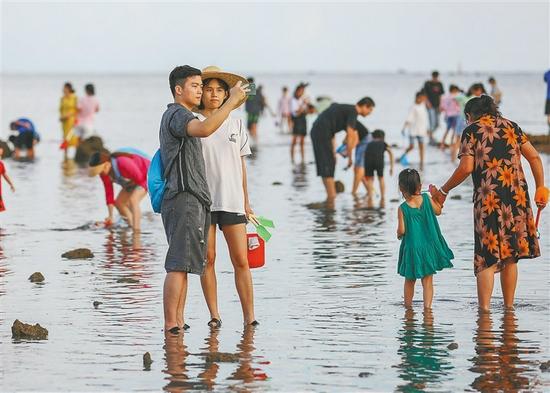 中秋假期首日 海南文化活动精彩纷呈