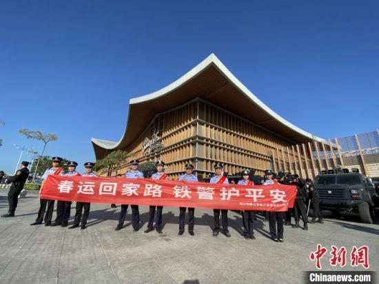 中国最南端火车站三亚站预计春运