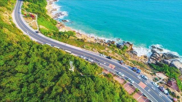 海南加快推进环岛旅游公路建设 累计已完成投资超30亿元