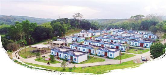 琼中立足绿色发展助推生态扶贫