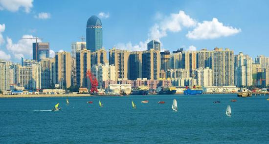 今年前5月海口空气质量优良率99.3%