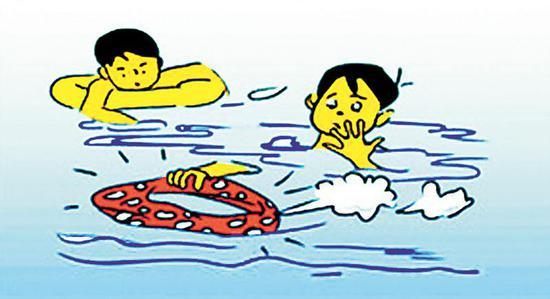 海南存在多处溺水事故高发区域 防溺知识要牢记!