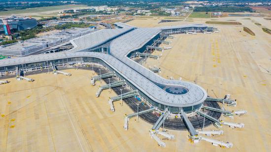 海南重点项目年度投资已完成394亿元 完成率58%