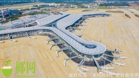 海南累计竣工重点项目6个 完成投资483亿元