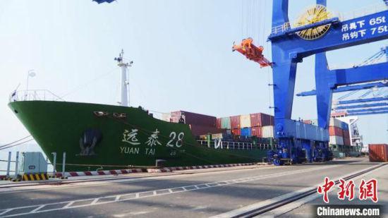 海南自由贸易港启运港退税政策首单实施