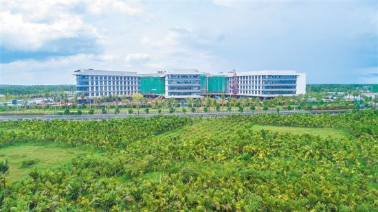 博鳌研究型医院加快建设