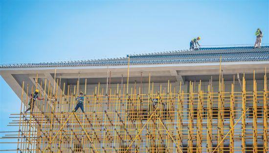 海南省图书馆下月开始室内装修