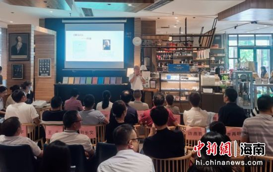 海南省10位作家原创作品海口首发