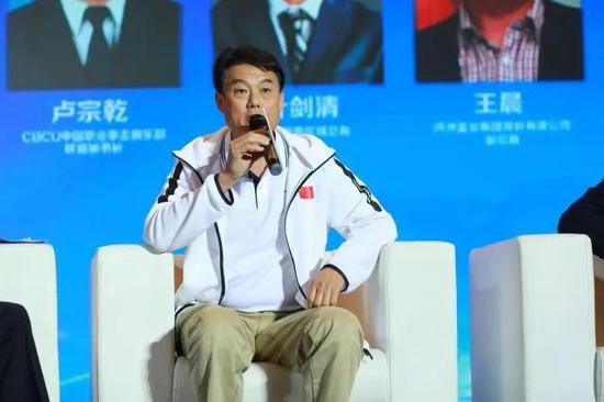 海南家国文化体育有限公司董事长康闽利