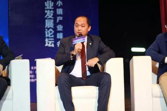 碧桂园海南区域总裁叶剑清