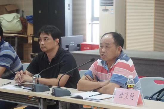 海南省旅游和文化广电体育厅社会文化处处长肖晖