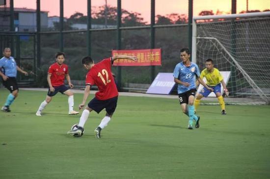 2019年海南省青少年足球赛总决赛将于26日在海南大