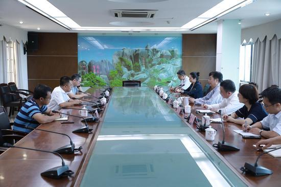 工行海南省分行与万宁市人民政府签订全面战略合作协议