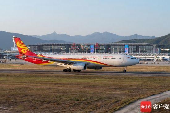 受台风影响 三亚机场11月14日21时前取消102架次航班