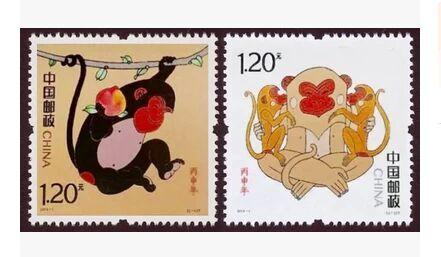 2016丙申猴年生肖邮票在南湾猴岛发行