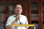 海南省科学技术厅副厅长朱东海做客新浪访谈间