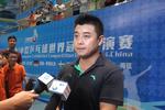 2016中国(陵水)中欧乒乓球世界冠军表演赛陵水激情上演