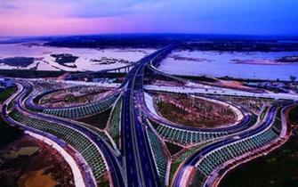 定海大桥功能性通车