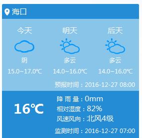 """冷!海南最高温直降近10℃ """"洛坦""""明夜在南海消失"""