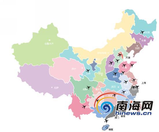 杭州到桂林飞机航班