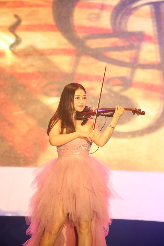 小提琴演奏《康康舞曲》
