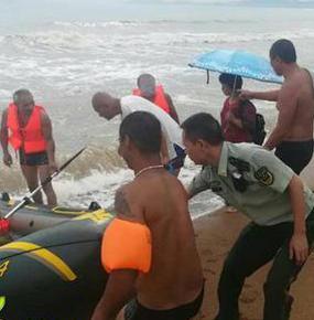 三亚3名游客自购皮划艇下海失踪