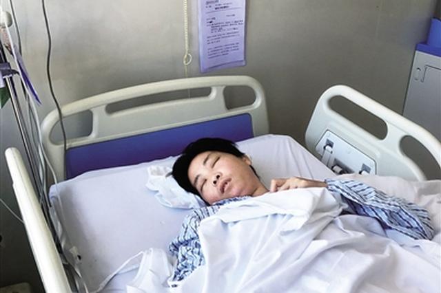 妻子突发疾病 丈夫卖掉家中槟榔树医疗费仍缺10万元