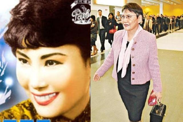 方逸华因败血症去世享年83岁 系邵逸夫第二任妻子