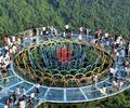 三亚玻璃栈道成接待游客近10万人次