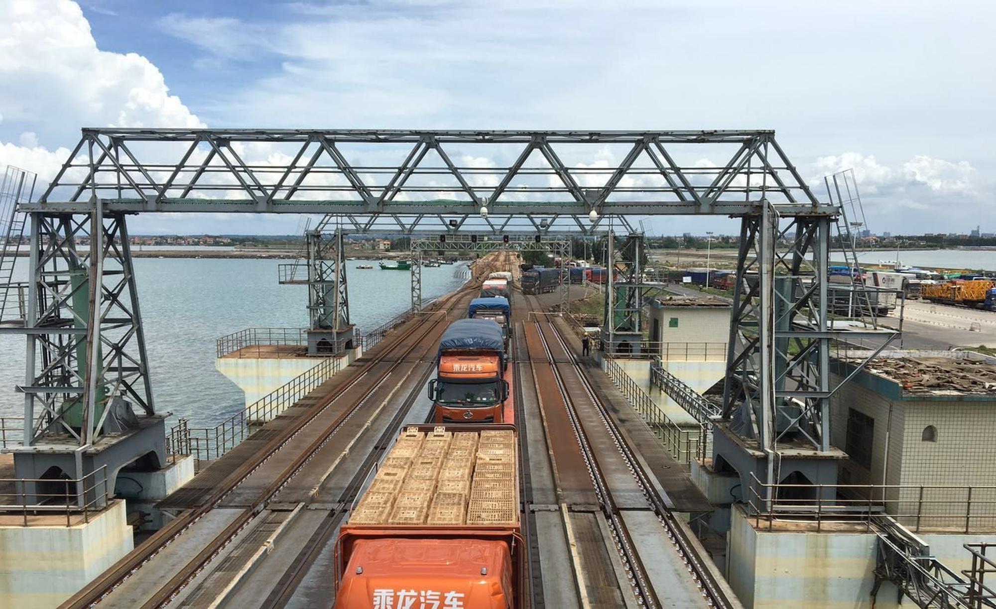 最新!海口新海港、秀英港班次自3日起增至每日91個