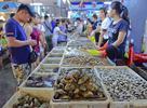 三亚持续治理海鲜市场