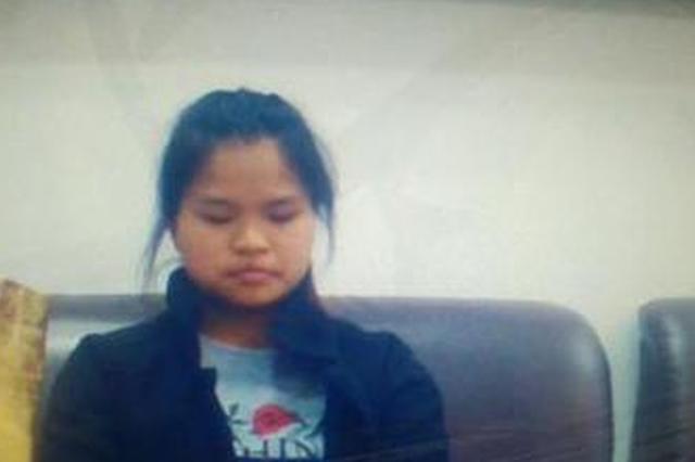 非法滞留中国两年之久 一名外籍女子三亚火车站被抓