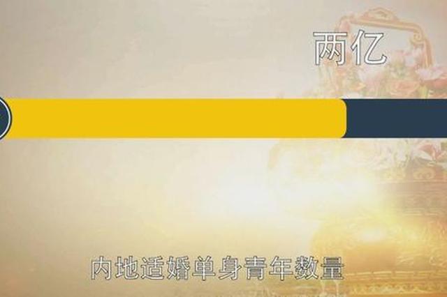 """中国单身青年已达200000000 你""""做贡献""""了吗?"""