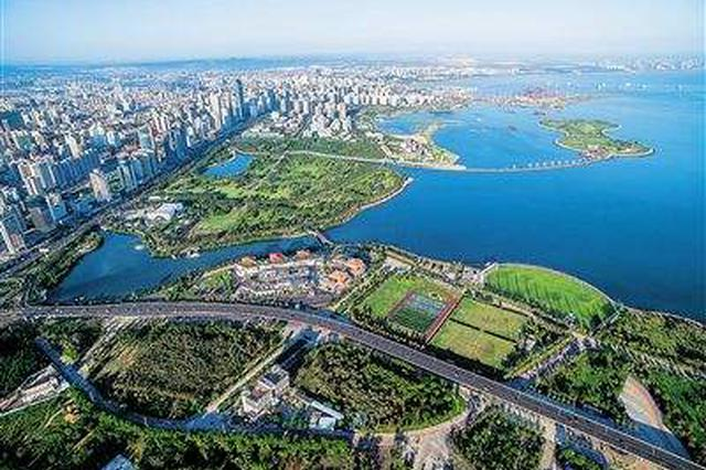 海口首个宪法主题公园建成开园 来看看在哪儿?
