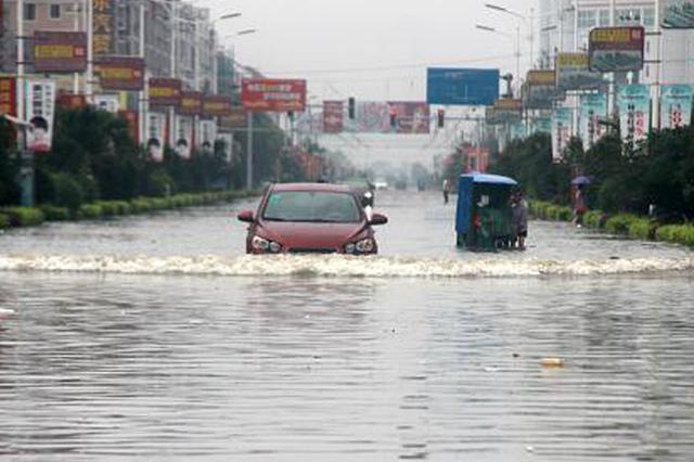 4月24日-27日 海南岛将再现强降雨天气过程