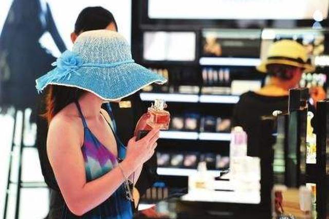 海口美兰机场免税店未来5年将再引进超250个国际品牌