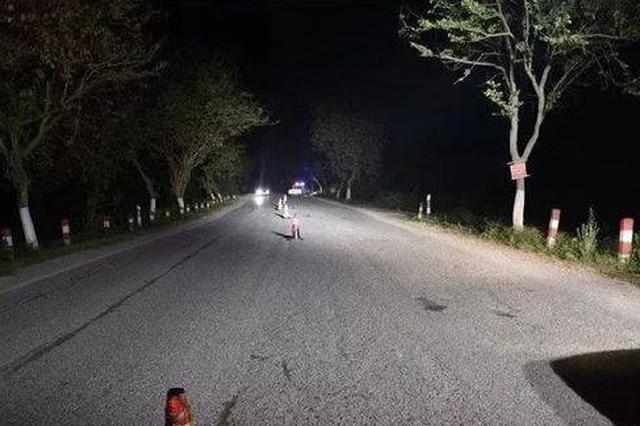 男童溜下车被撞身亡 父亲开出360多公里浑然不知