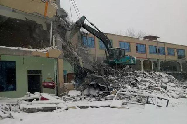 幼儿园被强拆起诉县政府 官方:违法占地违法建筑