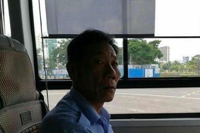 六旬公交司机正义感爆棚 多次帮乘客夺回被盗物品