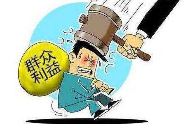 乐东通报1起扶贫领域案例 2人非法占有经费被处分