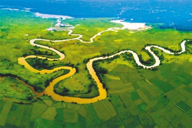 瞰新闻丨海口规划建设45处湿地保护小区