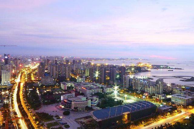中国贸促会考察调研团14家企业与海南达成合作意向