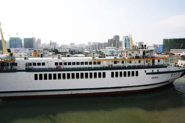海口出台措施鼓励邮轮产业发展 符合条件最高补贴500万元
