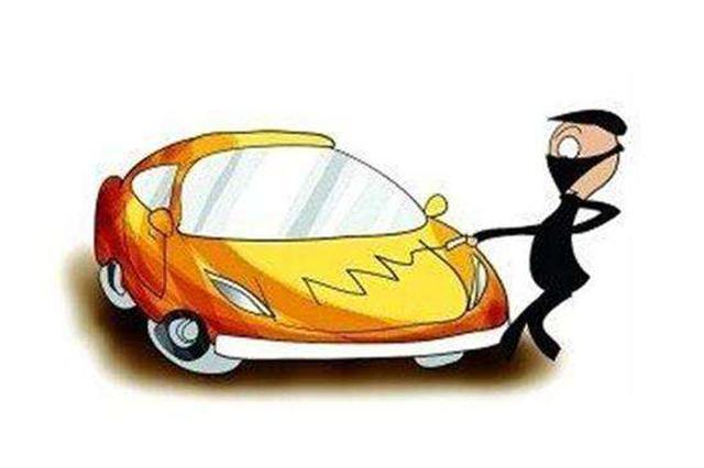 男子用利器刮花跑车后逃跑 只因其停靠太近妨碍倒车