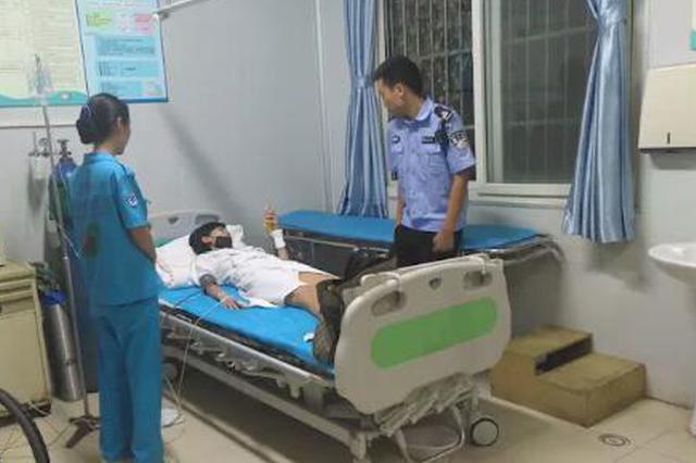 女子因与男友闹分手欲轻生 被三亚民警迅速解救