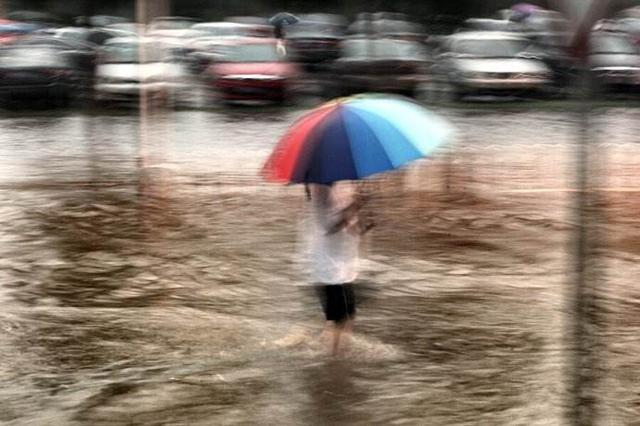 文昌局部出现暴雨到大暴雨 文教降雨量超过100毫米