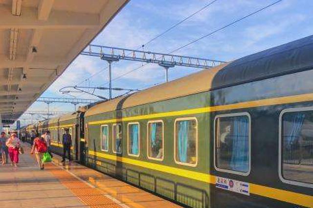 """""""山神""""影响减弱 海南环岛高铁进出岛列车恢复运行"""