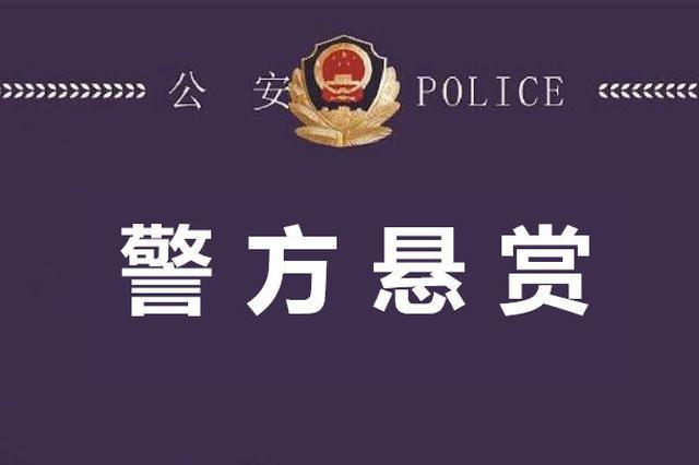 警方悬赏万元抓捕一男子 此人随身带枪高度危险