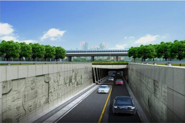 海口海甸溪下穿通道计划年内开工 争取两年内完工通车
